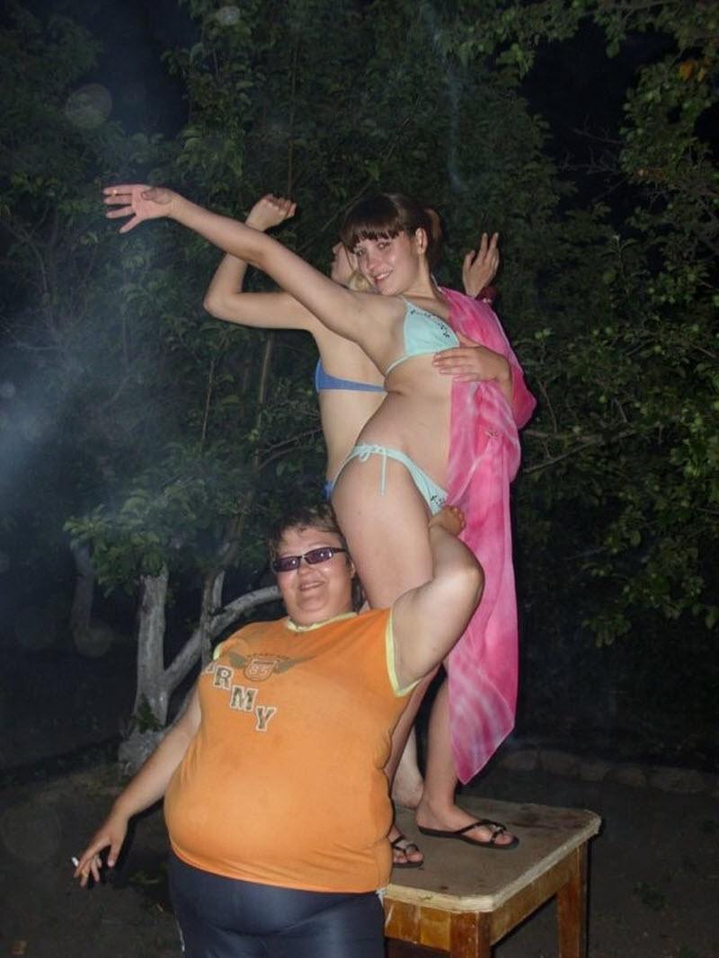Порно тетки отрываются