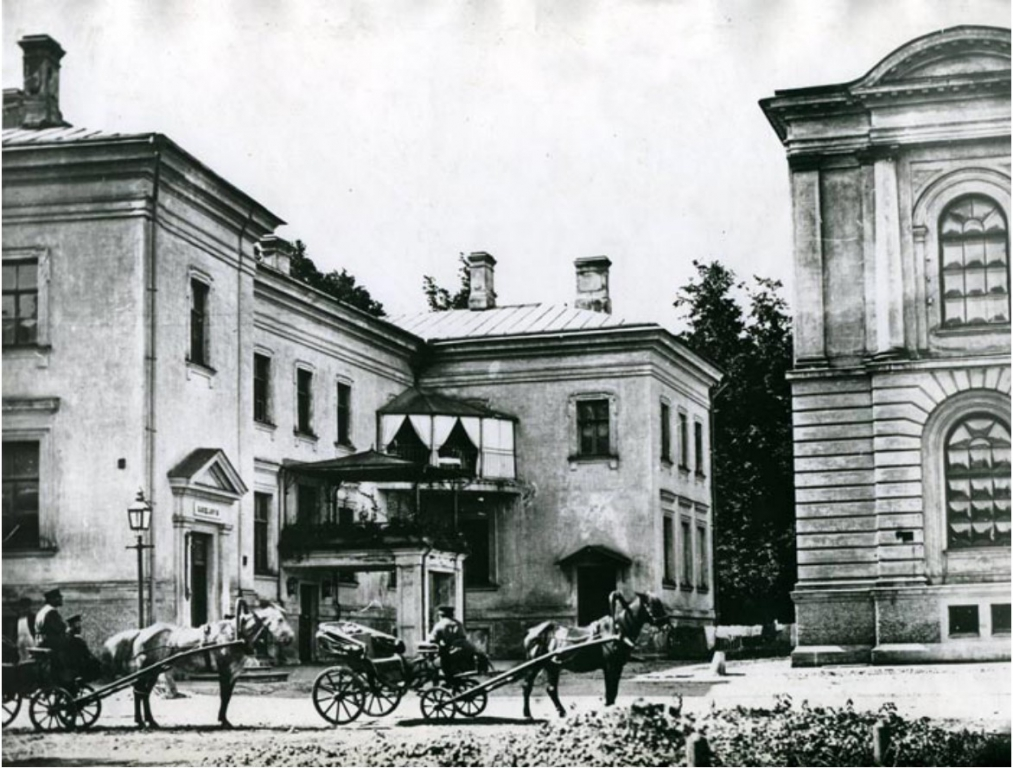 Дом канцелярии и счетоводской конторы Петровской академии и квартира директора.jpg