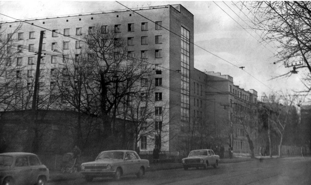 38094 Михалковская улица. Вид на общежитие Московского полиграфического института.jpg
